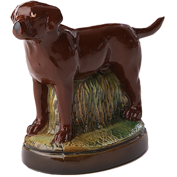 Chocolate Labrador Bottle Opener - Foxhall ltd