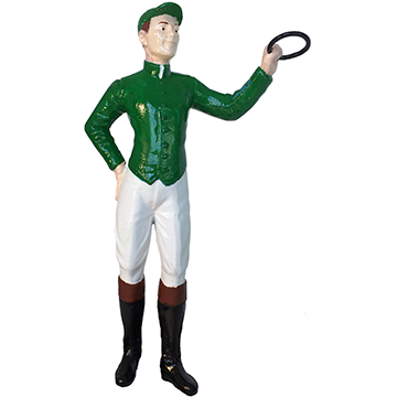 Foxhall Ltd Standing Jockey