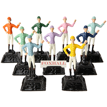 Foxhall Ltd Jockey Place Card Holders