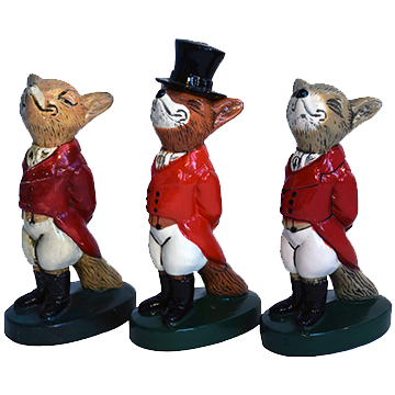 Foxhall Ltd Snooty Fox Bottle Openers