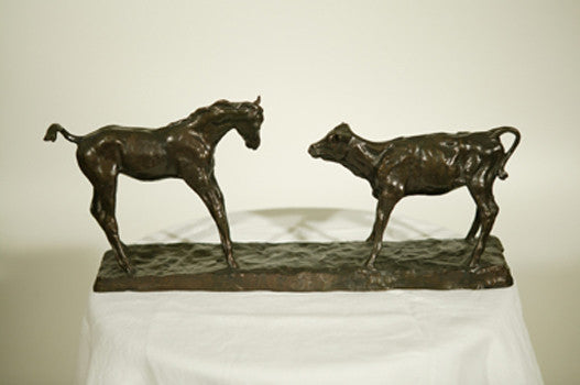 "Charles Rumsey ""Colt and Calf"" - Foxhall ltd"
