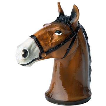 Horse Head Bottle Opener - Foxhall ltd