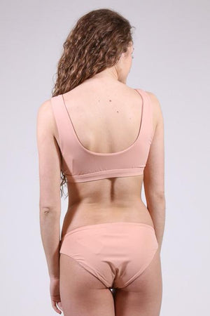 Can't Stop Blushing Swimsuit Top, Blush
