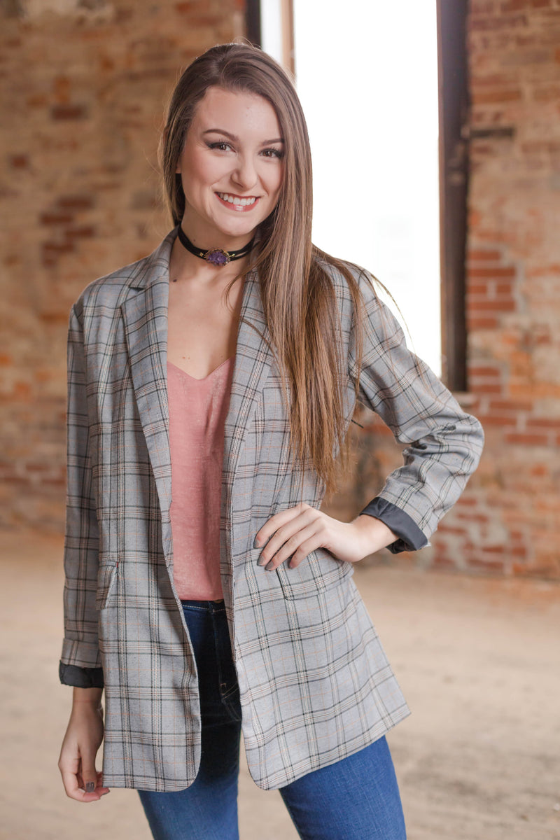 Boss Babe Blazer, Multi