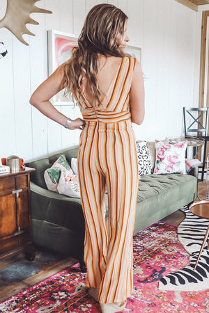 Bless This Mess Jumpsuit, Multi