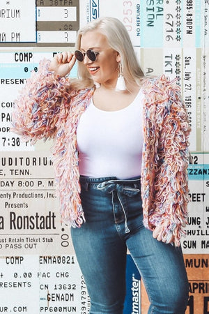 Living In Color Jacket, Multi