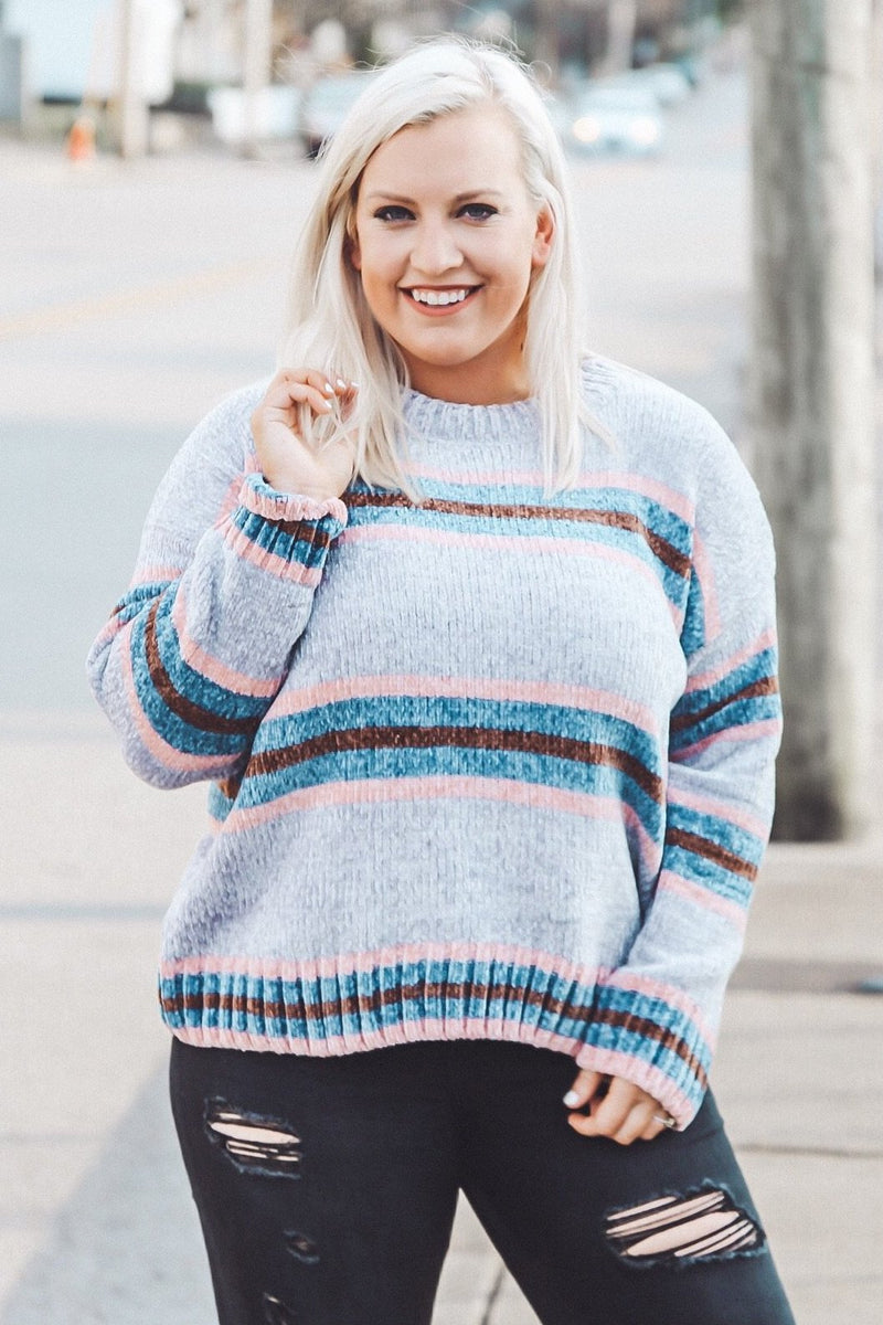 Ice Cold Sweater, Multi