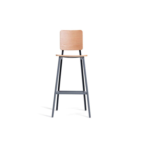 Angle Bar Stool (Sean Dix)