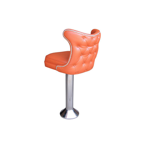 Counter Stool Wing Back - Mounted