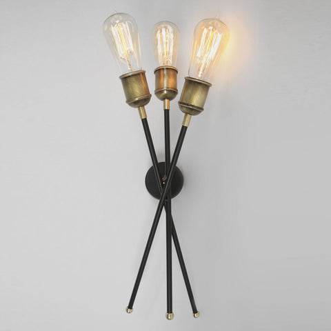 Atom Wall Sconce