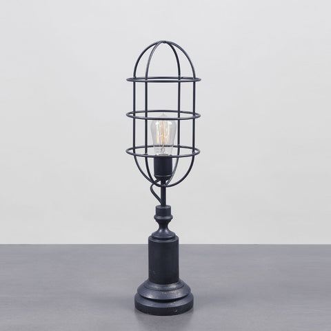 New Solid Table Lamp