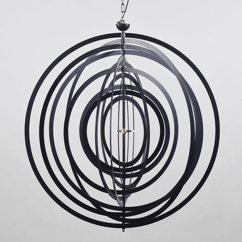 Eclips Metal Chandelier