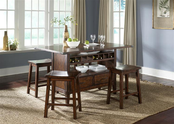 Cabin Fever Casual Dining By Liberty Furniture