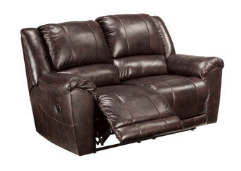 Yancy Reclining Loveseat By Signature Design