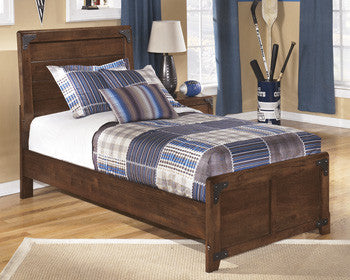 Delburne Twin Size Bed By Signature Design