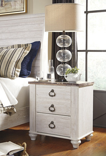 Willowton Night Stand By Signature Design