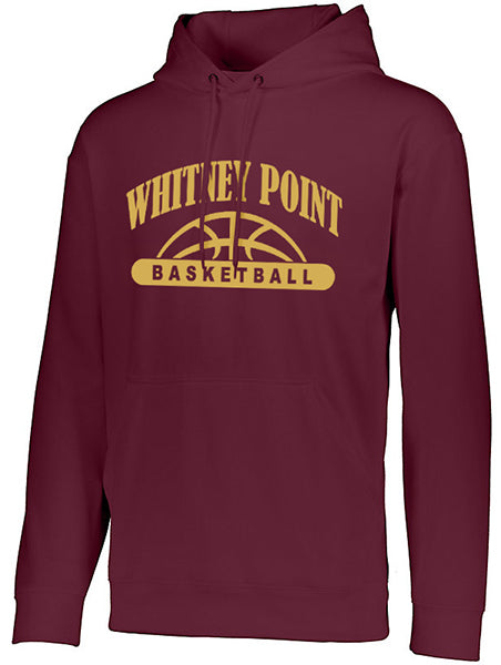 Wicking Fleece Pullover Sweatshirt