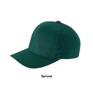 Yupoong Brushed Cotton Twill Cap