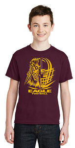 WPYC Football Youth T