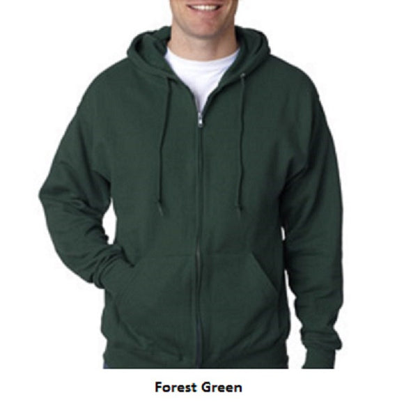 Jerzee Full Zip Sweatshirt