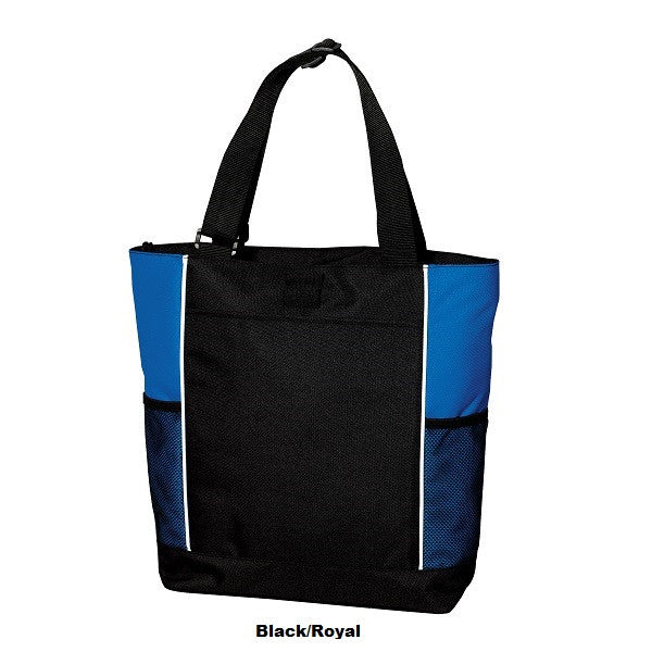 Color Panel Tote