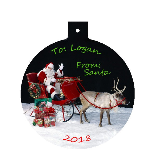 Photo Christmas Ornaments 2