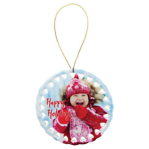 Photo Christmas Ornaments
