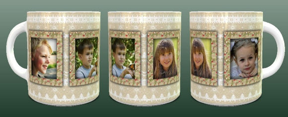 Christmas Memories Photo Mug