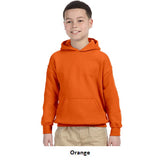 Gildan Youth 50/50 Hooded Sweatshirt