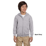 Gildan Youth Full Zip