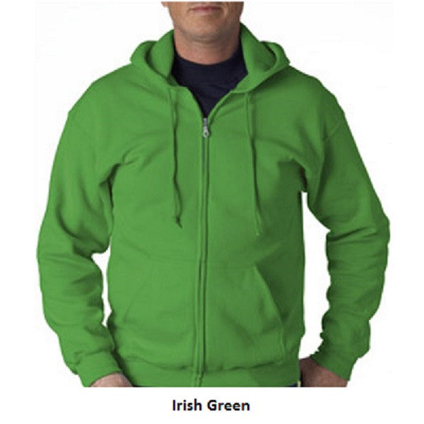 Gildan Full Zip Sweatshirt