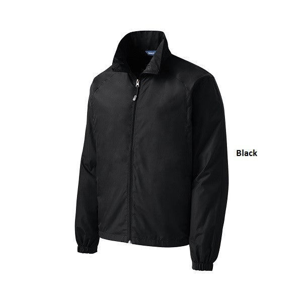 Sport-Tek Full Zip Wind Jacket