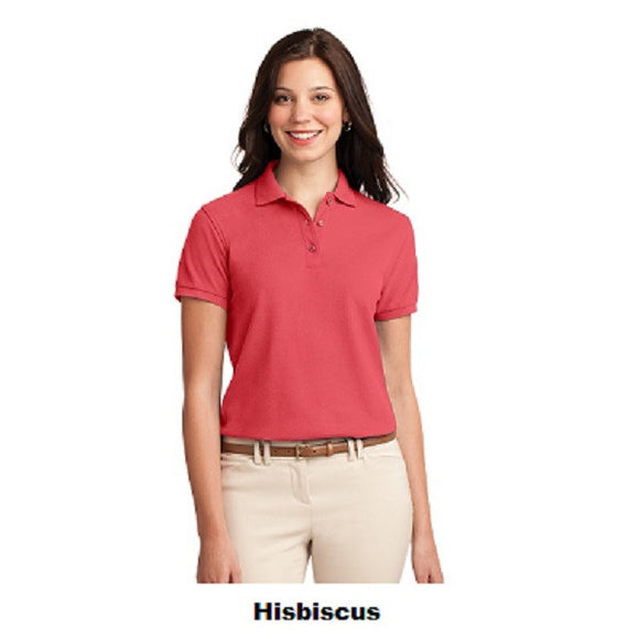 Silk Touch Polo for Ladies