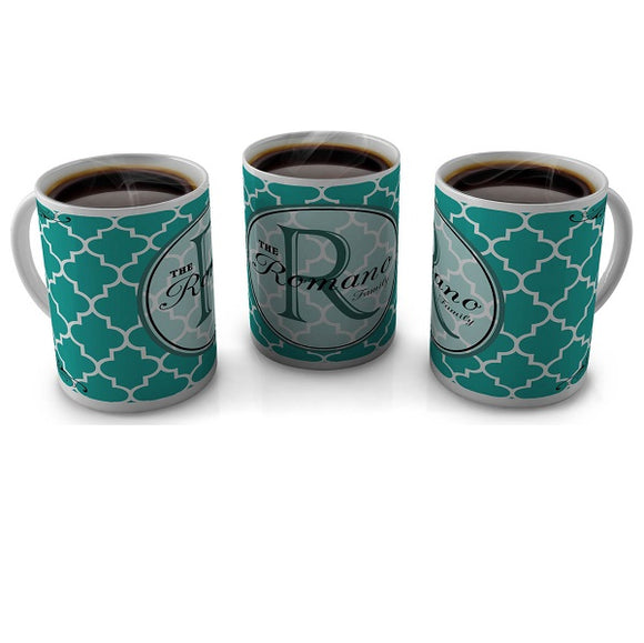 Personalized Monogram Mug
