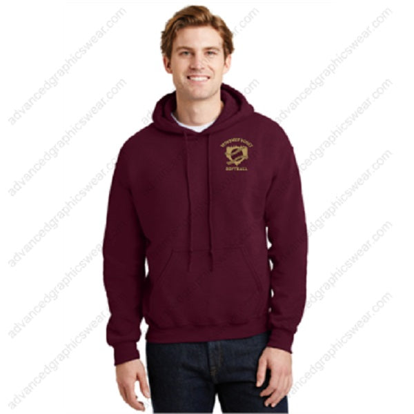 Sport Wick Fleece Sweatshirt