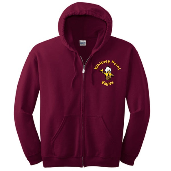 WP Full Zip Sweatshirt