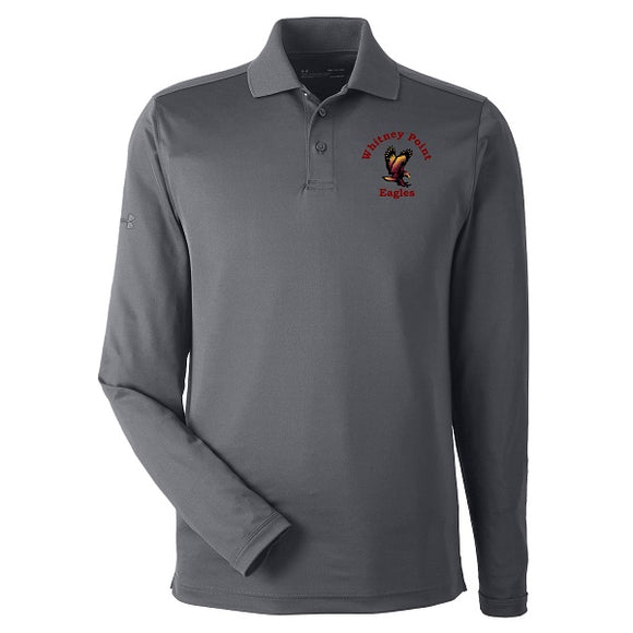 Under Armour Men's Corporate Long Sleeve Polo