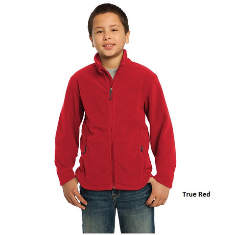 Port Authority Youth Fleece Jacket