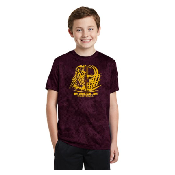 CamoHex T-shirt Youth