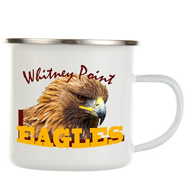 Camp Style Eagles Mug