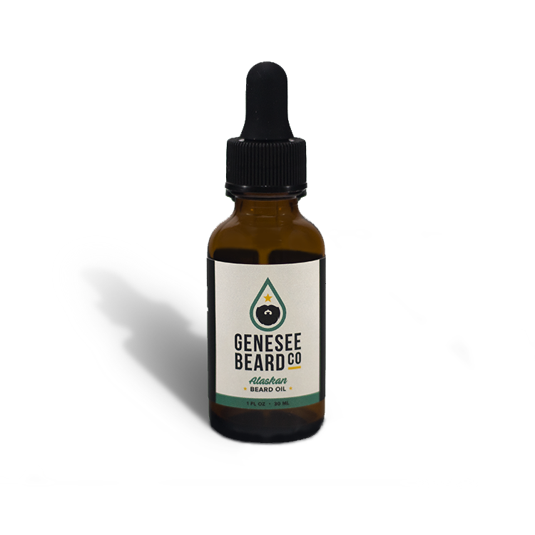 Alaskan Beard Oil