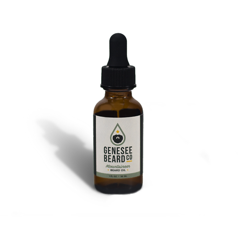 Mountaineer Beard Oil - Genesee Beard Co.