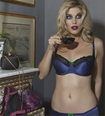 Kitty Balconette Bra