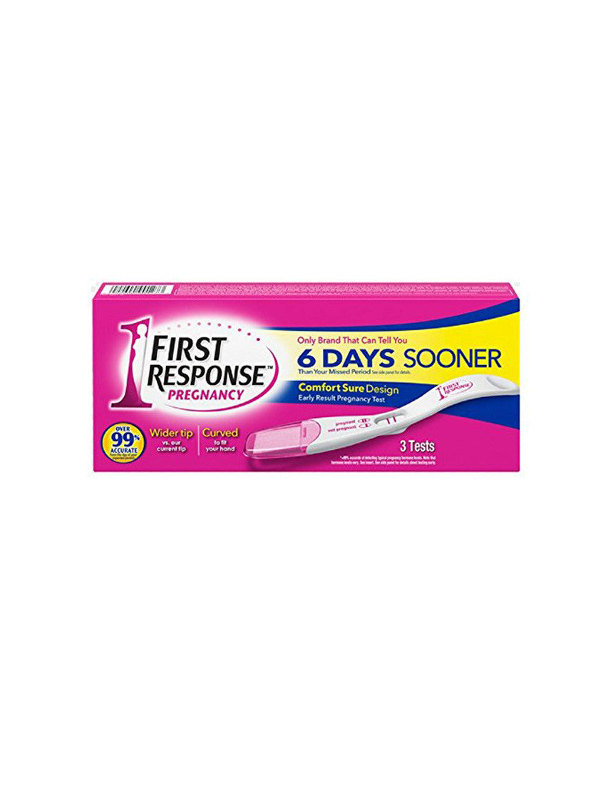 First Response | Pregnancy Test