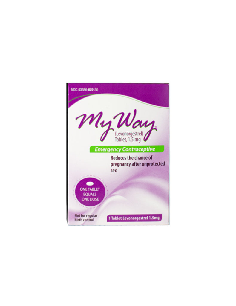 My Way | Emergency Contraceptive