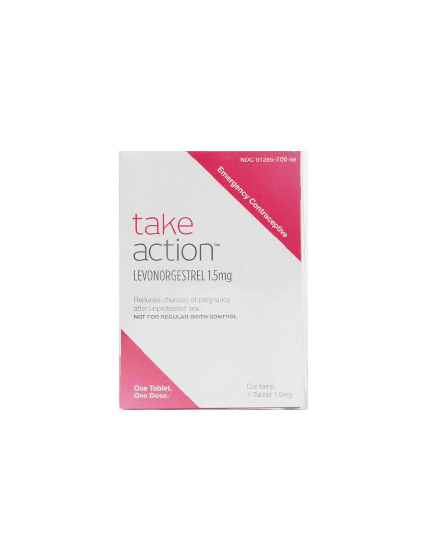 Take Action | Emergency Contraceptive