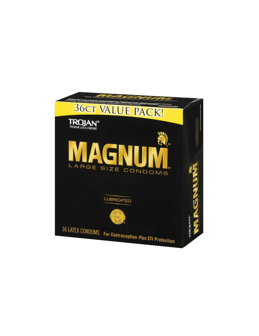 TROJAN | Magnum Condoms | 36 Pack