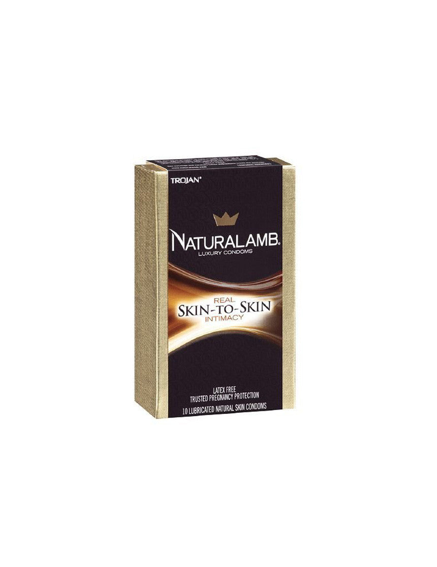 TROJAN | Naturalamb Condoms | 10 Pack
