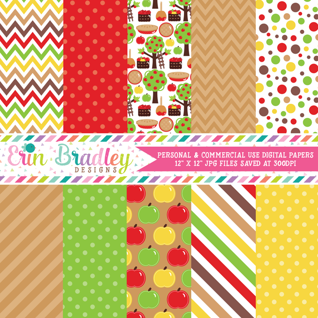 Apple Picking Digital Papers