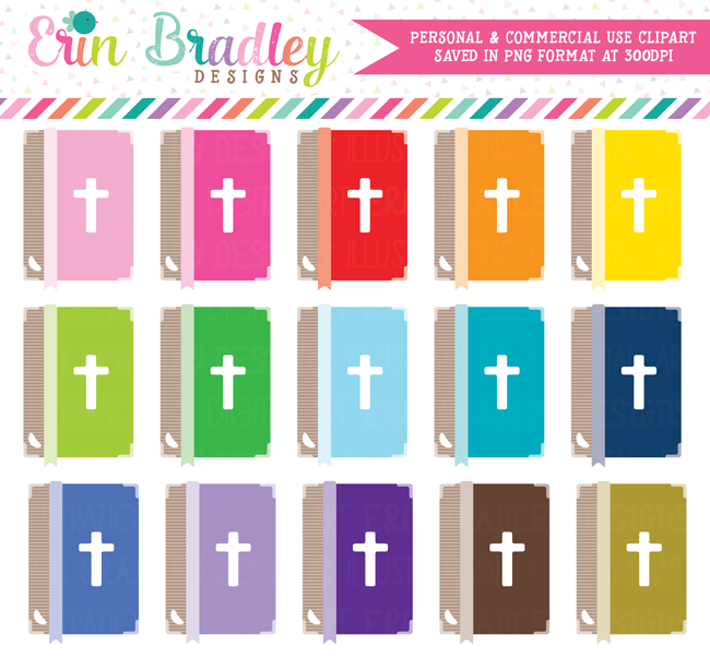 Bible Study Clipart Graphics